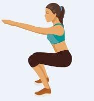 Squat - Home Workout Blog