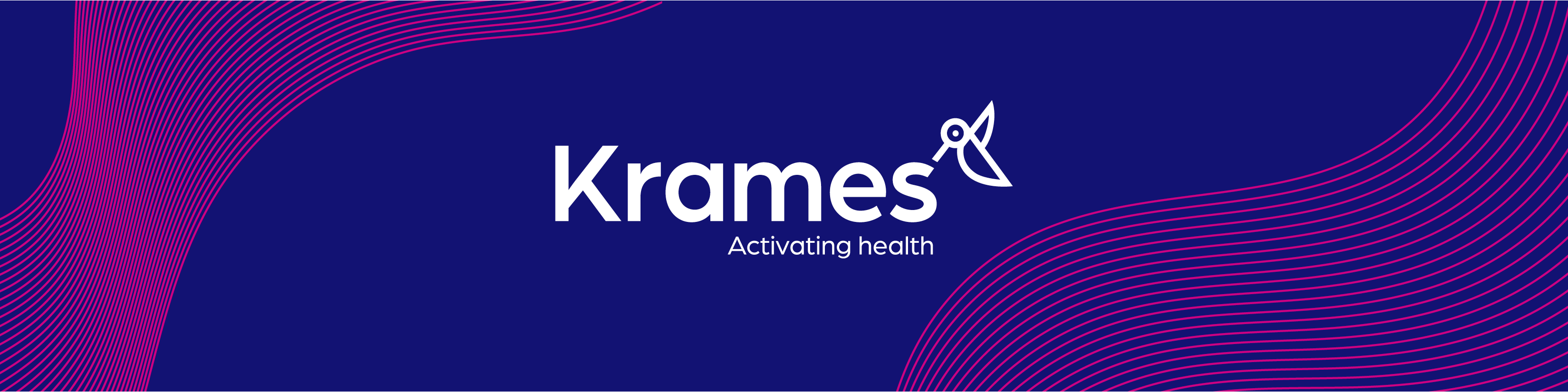 Krames logo activating health