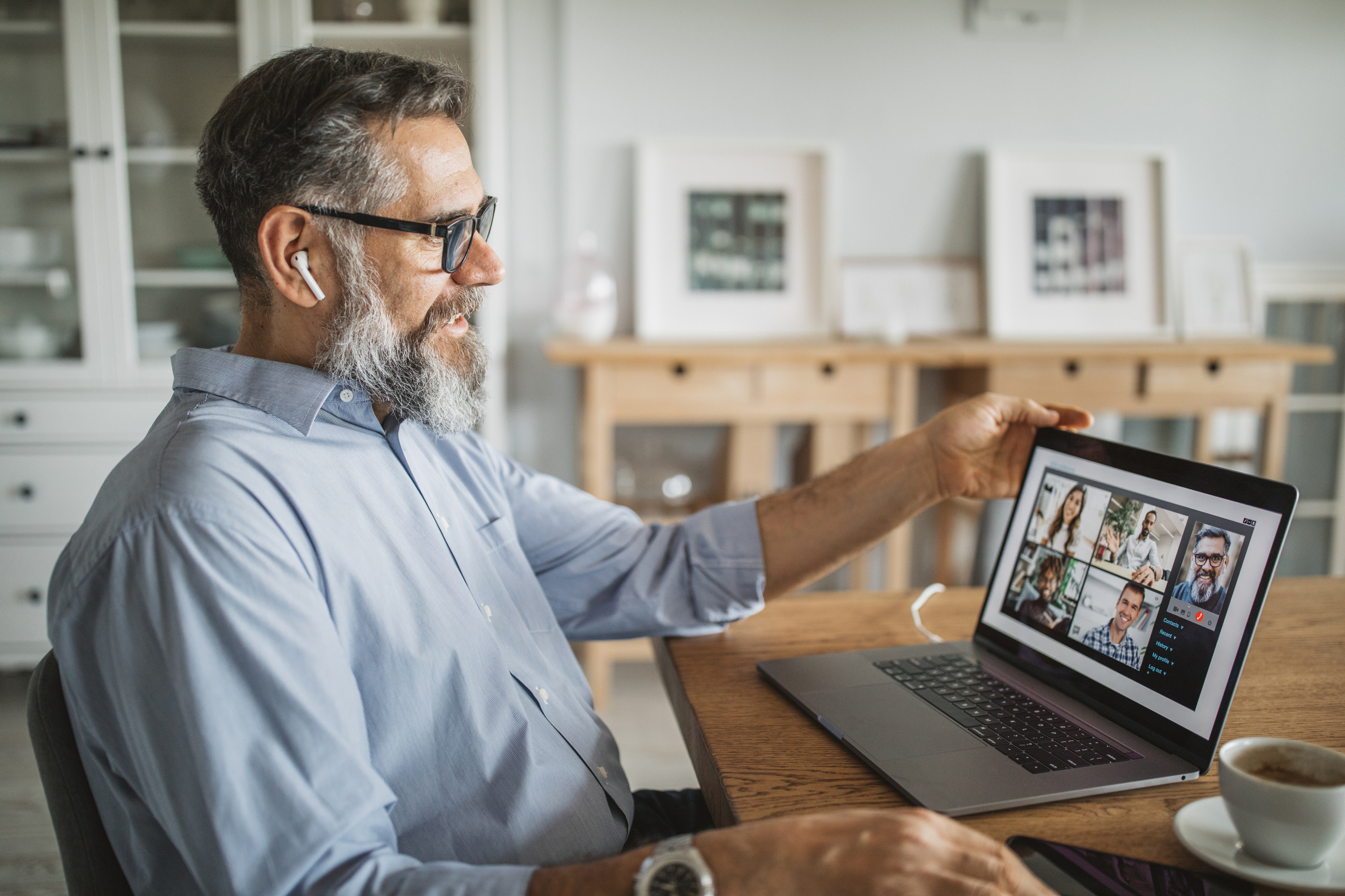 Creating engagement among a newly remote workforce