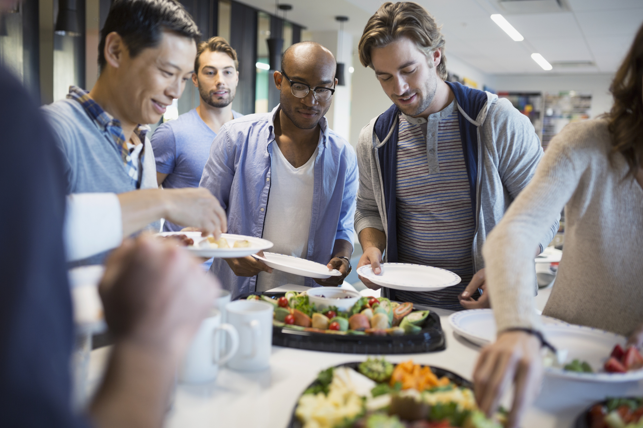 Avoid Sabotaging Healthy Workplace Eating