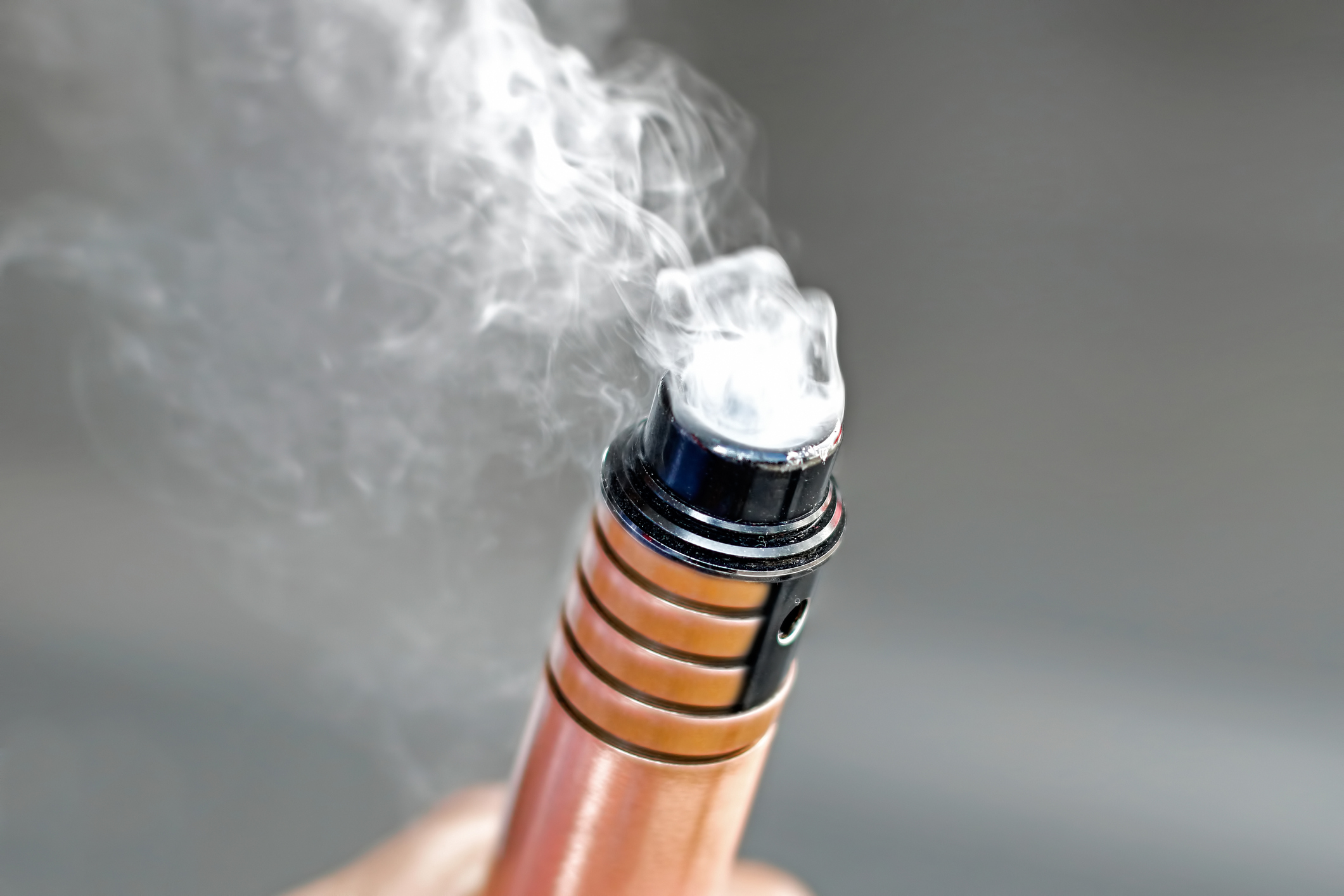 Putting Down E-cigarettes